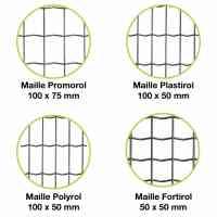 Mailles polyrol fortirol promorol plastirol clotex grillage soude